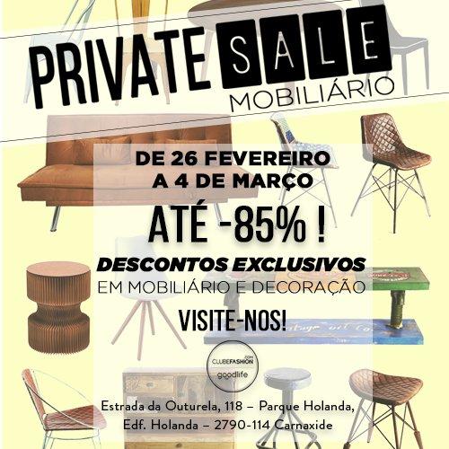 private sale mobiliario