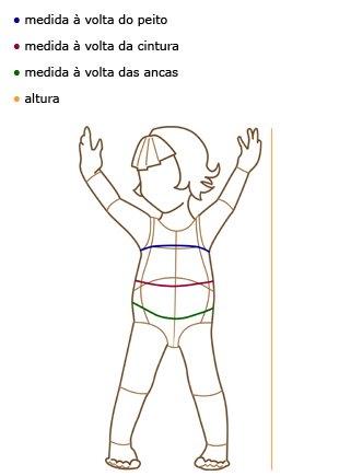 Medidas Gerais - Criança