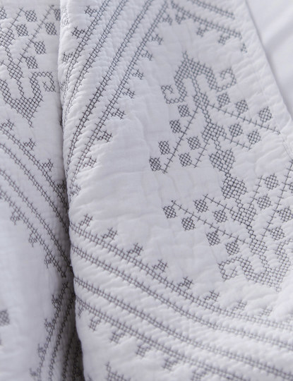 Camisa Polo Fila Aztec Box Branca