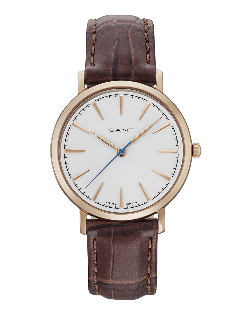 1bde9e74427 Relógio Gant Stanford Senhora Castanho