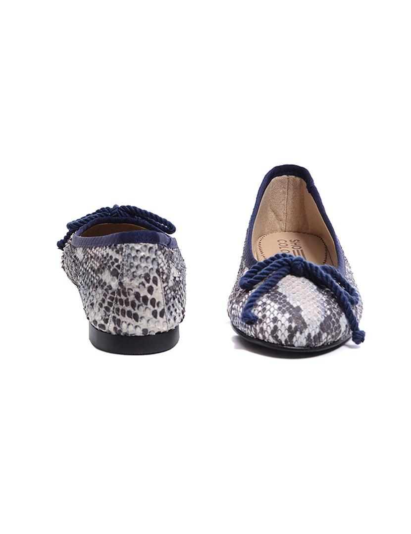 Camper Feminino Eua 8.5 M Azul Marinho Slip on Flats Sapatos