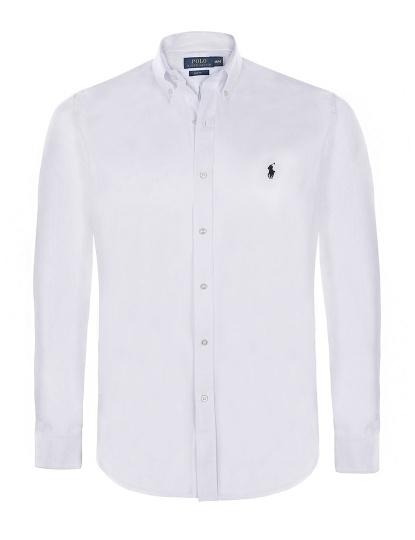 15fe602238 Camisa Ralph Lauren Lisa Branca Homem