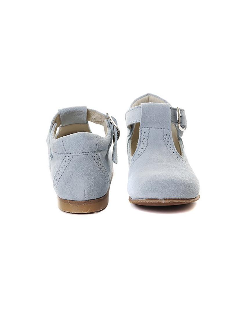 Sapato Social Infantil Café Sonho de Criança.
