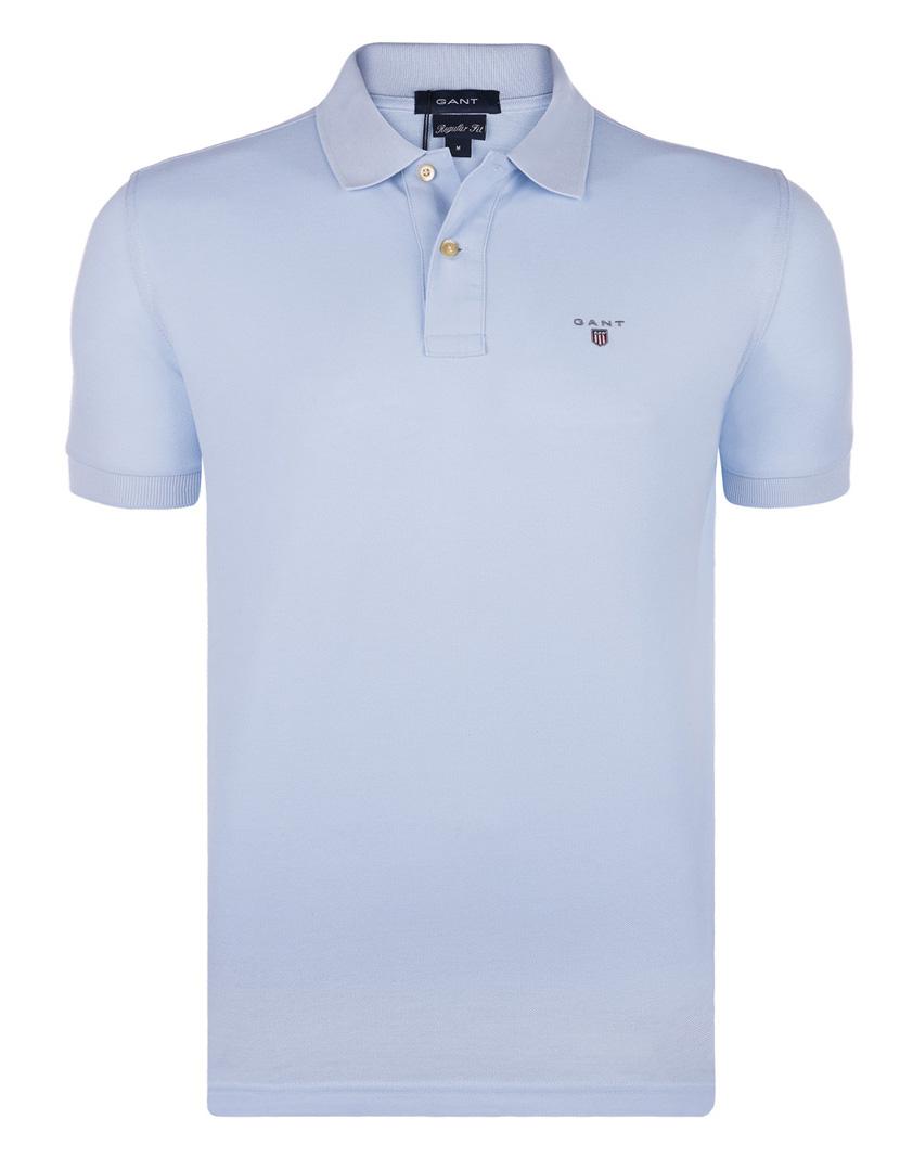 Camisa Polo Abercrombie Masculina Lisa Cinza