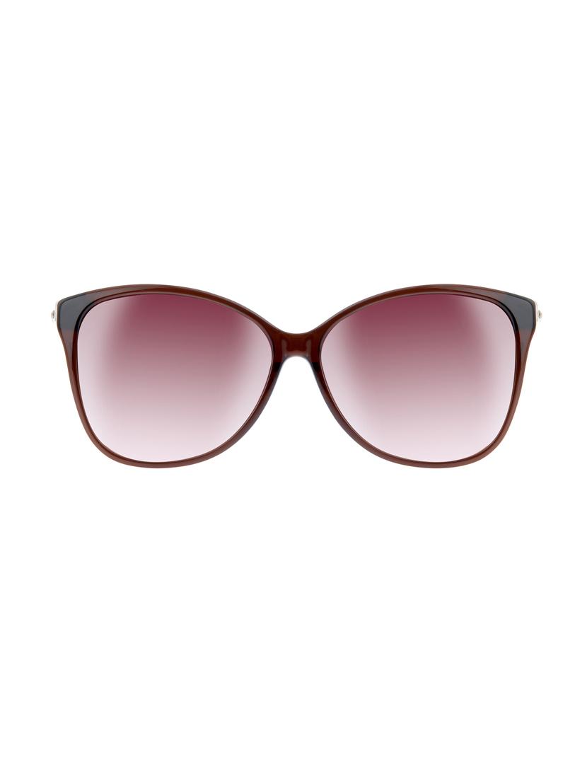 5d1fbd1eb ... Óculos de sol Swarovski Castanho ...