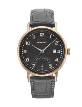 Relógio Gant Homem Pennington Preto E Dourado Homem
