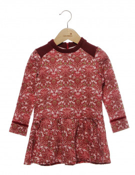 Vestido Vermelho Rapariga Ref. 28