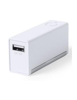 Powerbank 2200 mAh com suporte de telemóvel