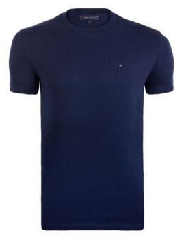 T-Shirt Tommy Hilfiger Homem Azul Marinho