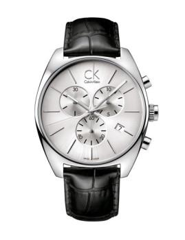 6f6130c73fa Relógio Calvin Klein Exchange Homem Preto ...