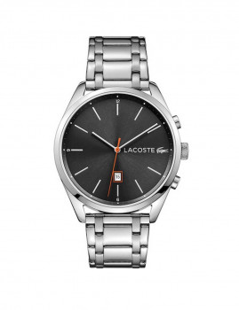 Relógio Lacoste Prateado Homem