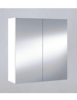 Módulo Espelho 60 cm  Branco Brilho