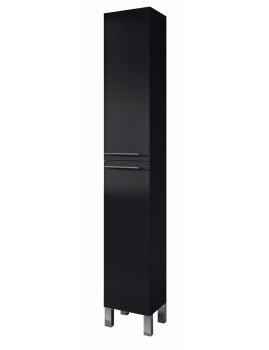 Coluna Althoa 2 Portas Cinza Lacado