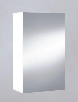 Módulo Espelho 40 cm Branco Brilho