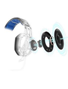 imagem de Auscultador uRage soundZ 310 Gaming Preto4