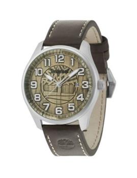 Relógio Timberland Oswald Bronze Vintage