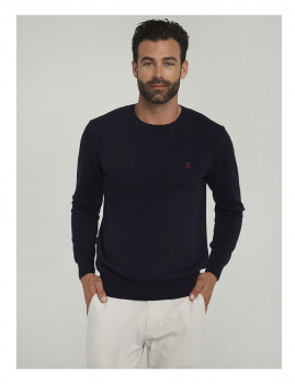 Pullover Windcheater Azul Navy