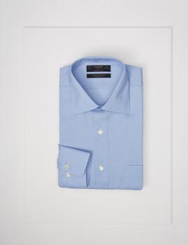 Camisa Sacoor Azul Claro