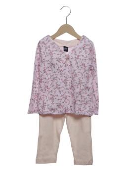 Pijama  Girandola Rosa