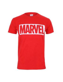 T-shirt Adulto Mono Logo Vermelho