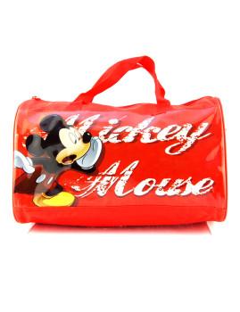 Saco Desporto Vermelho Mickey