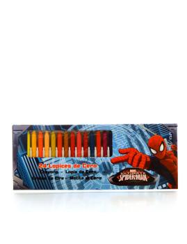 Lápis De Cera Homem Aranha