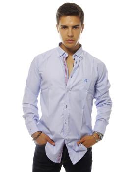 Camisa Smf Azul Claro