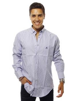 Camisa Smf Azul Marinho