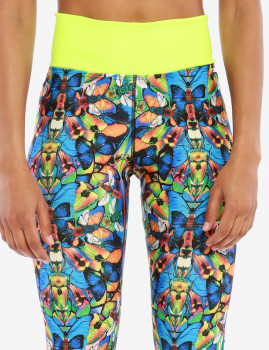 Leggings BlueMan Conforto Neon Frutacor