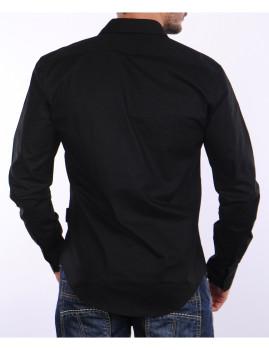 imagem de Camisa Armani Homem Preto3