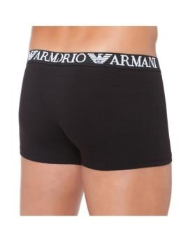 imagem de Pack 3 Boxers Armani Homem Cinza / Branco / Preto5