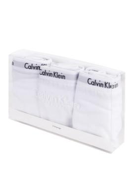 imagem de Pack 3 Tangas Calvin Klein Senhora Branco2