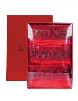 imagem de Pack 3 Boxers Calvin Klein Homem Vermelho3