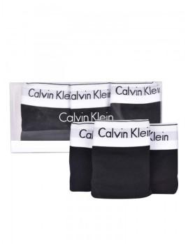 imagem de Pack 3 Cuecas Calvin Klein Senhora Preto1