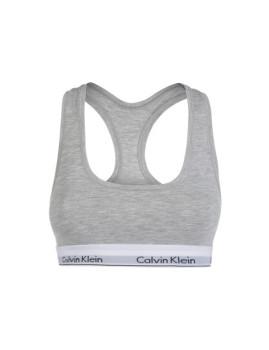 imagem de Top e Leggings Calvin Klein Senhora Cinza2