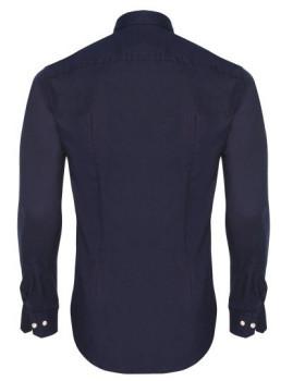 imagem de Camisa Homem Azul Navy2