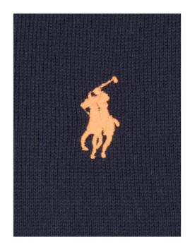 imagem de Camisola Ralph Lauren Homem Azul Navy/Laranja3