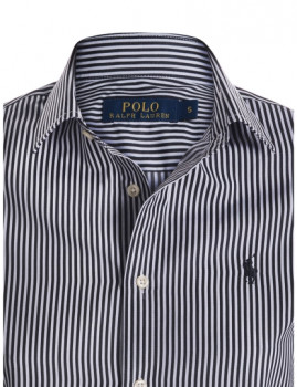 imagem de Camisa Senhora Preto/Branco3
