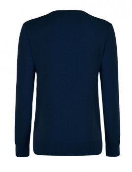 imagem de Pullover V Azul Marinho Senhora3
