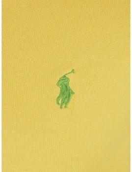 imagem de Pullover decote em V Amarelo e Verde Homem3