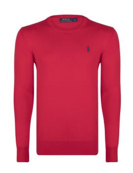 imagem de Camisola Homem Vermelho1