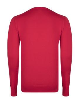 imagem de Camisola Homem Vermelho4