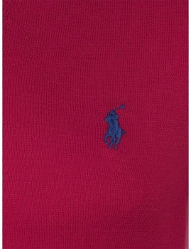 imagem de Pullover Vermelho e Azul Navy Homem Ralph lauren4
