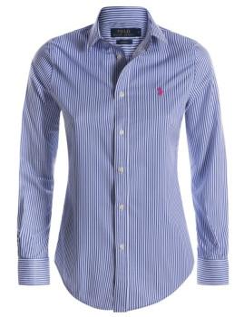 imagem de Camisa Senhora Azul/Branco1