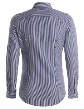 imagem de Camisa Senhora Azul Navy/Branco2