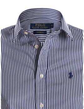 imagem de Camisa Senhora Azul Navy/Branco3