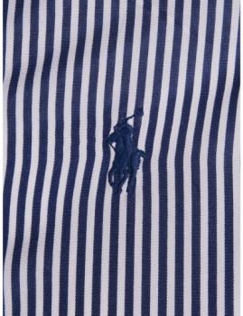 imagem de Camisa Senhora Azul Navy/Branco4