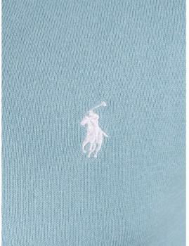 imagem de Pullover Ralph Lauren V Senhora Verde Menta e Branco2
