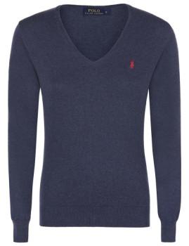 imagem de Pullover V Senhora Azul1