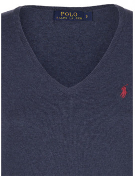 imagem de Pullover V Senhora Azul3